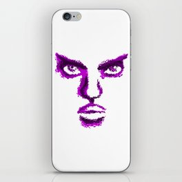 I Know What You're Thinking (Color Variation) iPhone Skin
