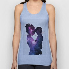The first love. Unisex Tank Top