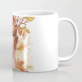 Fall Goddess Coffee Mug