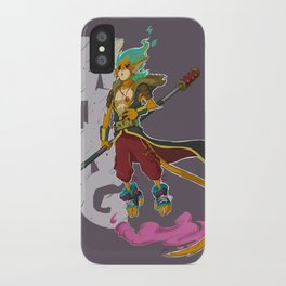 King! iPhone Case