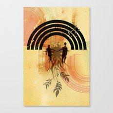 Amor de Verano Canvas Print