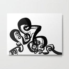Sprawl by Jordan E. Eismont Metal Print