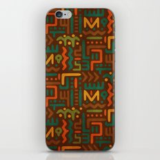 African iPhone & iPod Skin