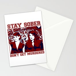 YOUTH OF TODAY Stationery Cards