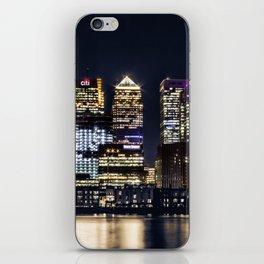 London Skyline iPhone Skin