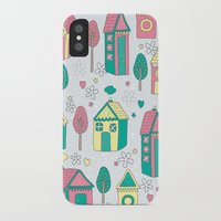 home sweet home iPhone & iPod Cases featuring Home by One April