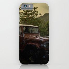 Guanacaste iPhone Case