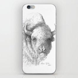 Gray Buffalo  iPhone Skin