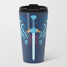 Selena Metal Travel Mug