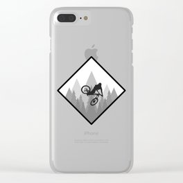Whip Contest Clear iPhone Case