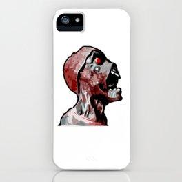 Monster Head - Mummy iPhone Case