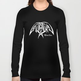 Leviathan Logo Long Sleeve T-shirt