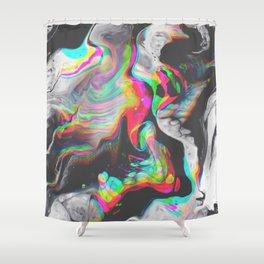 TRISTES TROPIQUES Shower Curtain