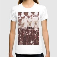 it crowd T-shirts featuring Crowd by YM_Art by Yv✿n / aka Yanieck Mariani