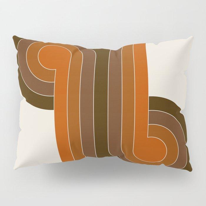 Cocoa Knots Pillow Sham