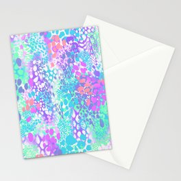 BUBBLE LEO Stationery Cards