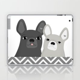Dog friends Laptop & iPad Skin