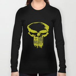 Vortex Optics Toxic Spine Chiller Hunt T-Shirts Long Sleeve T-shirt