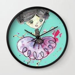 not so graceful Wall Clock