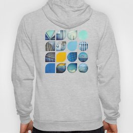 Cold Comfort Collage — The Blues Hoody
