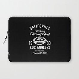 california football champions Laptop Sleeve