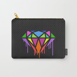 Diamond colour 2018 s6 coloured art style hot trend popular Carry-All Pouch
