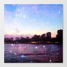 Sky / Galaxy Canvas Print