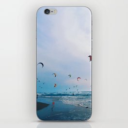 Above the Sea iPhone Skin