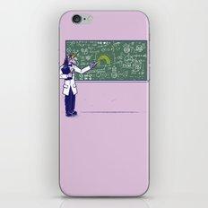 Unicorn Field Theory iPhone & iPod Skin