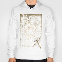 anatomy Hoodies featuring Anatomy by ViviRajski