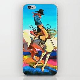 Cowboy iPhone Skin