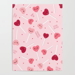 Valentine Sweetheart Poster