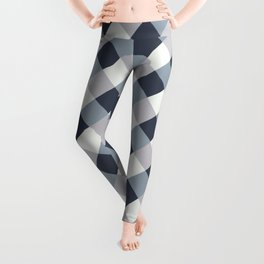 Summer Blues Leggings