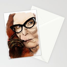 Myrtle Snow    Don't be a hater, dear (from American Horror Story: Coven) Stationery Cards