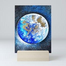 Planet Nine Mini Art Print
