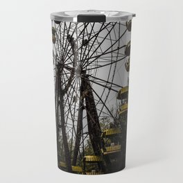 Pripyat Wheel Travel Mug