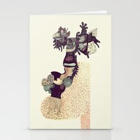 moose Stationery Cards featuring Moose by Chelsea Sherman
