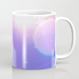 Parallel planets, horizon Coffee Mug