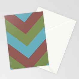 Pastel Pattern Stationery Cards