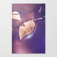 poem Canvas Prints featuring LIGHT POEM by INA FineArt