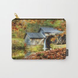 Autumn 2015 at Mabry Mill Carry-All Pouch