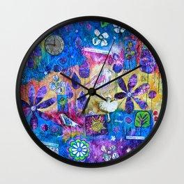 Presence of Wonder Wall Clock