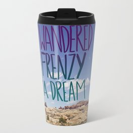 Frenzy + Dream Travel Mug