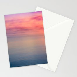 Morning Love - Colors of the Sea Stationery Cards