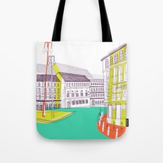 Urban Life II Tote Bag