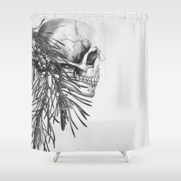 we are part of nature Shower Curtain
