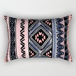 ethnic print Rectangular Pillow