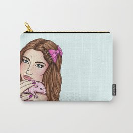 Rat Girl Carry-All Pouch