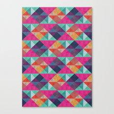 Angletron- Déscartes Canvas Print