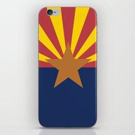 Flag of Arizona iPhone Skin